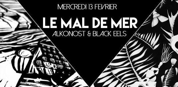 Alkonost & Black Eels – Le mal de mer