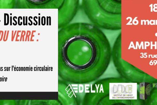 Conférence-Discussion – La consigne du verre : le retour ?