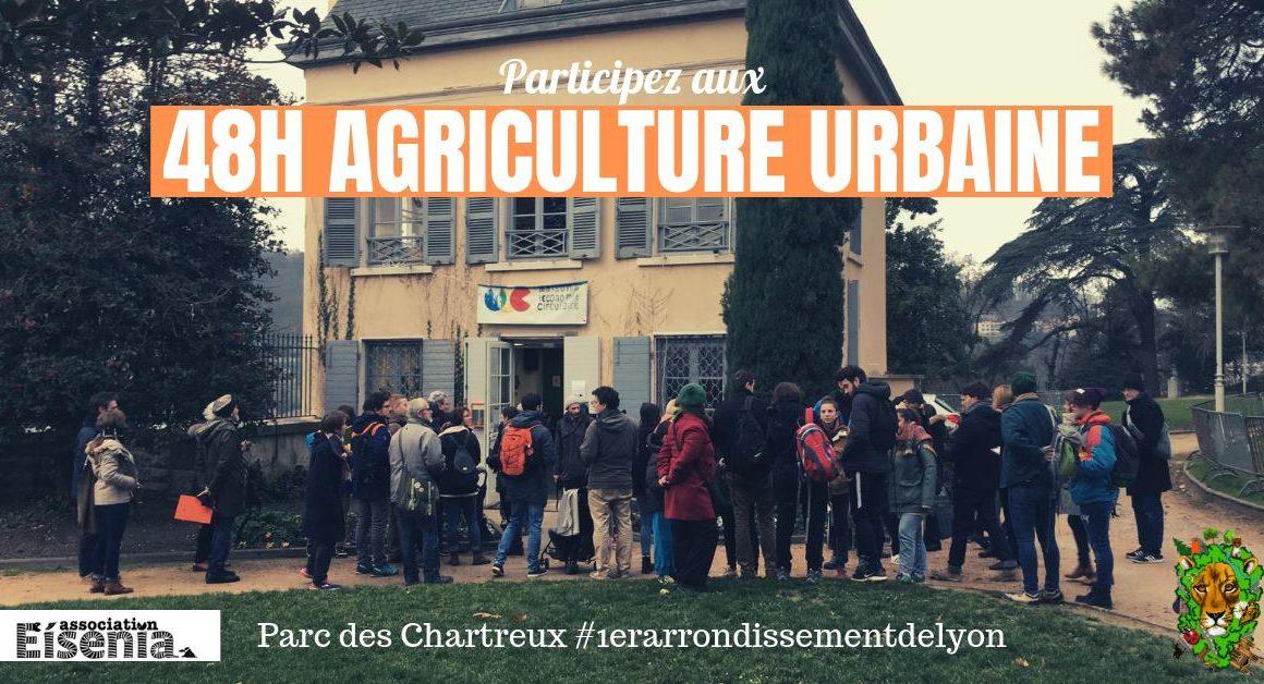 MEC Some #7 [Nature!] Les 48 H de l'agriculture urbaine