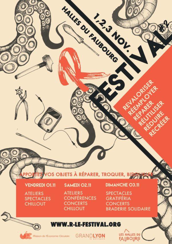 R Festival #2 [Le programme]