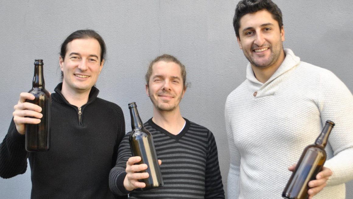 À Lyon, Rebooteille organise le réemploi des bouteilles en verre